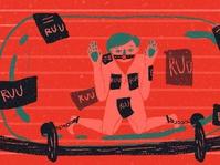 RUU Anti-Kekerasan Seksual: Dijinakkan Pemerintah, Lamban di DPR