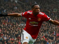 Hasil Manchester United vs Stoke City Skor Akhir 3-0