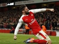 Hasil Liga Eropa: Laga Arsenal vs BATE Borisov Skor Akhir 6-0