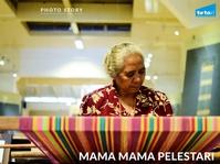 Mama Mama Pelestari Budaya Tenun