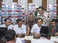 KPU: 12 Parpol Calon Peserta Pemilu Lolos Verifikasi Administrasi