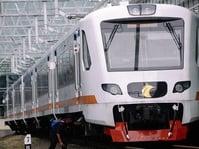 Tarif Kereta Bandara Soetta Dipatok Rp70 Ribu Mulai Januari 2018