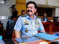 Sidang Paripurna DPR Bahas Hasil Uji Kelayakan Calon Panglima TNI