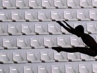 Uji Coba Cabang Akuatik Loncat Indah Asian Games 2018