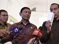 Presiden Jokowi Akui Belum Bisa Tuntaskan Penegakan HAM