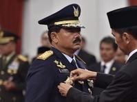 Panglima TNI Hadi Tjahjanto Berjanji akan Kawal Tahun Politik