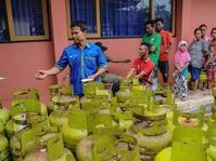 Elpiji 3 Kg Masih Langka Didapat di Sejumlah Warung Jakarta