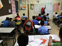 Sekolah-Sekolah Palestina dalam Cengkeraman Israel