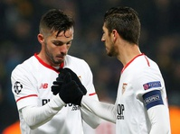 Sevilla vs MU Skor 0-0: De Gea Tampil Gemilang