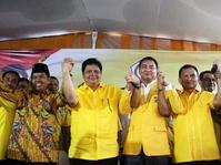 Drama Rapat Pleno Golkar Tetapkan Airlangga Sebagai Ketua Umum