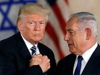 Trump-Netanyahu Beda Pendapat Soal Pemindahan Kedutaan AS