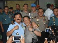 Rapim TNI-Polri, Presiden Jokowi Harap Aparat Jaga Soliditas