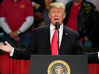 Setahun Pemerintahan Trump: AS Tutup Sementara Layanan Publik