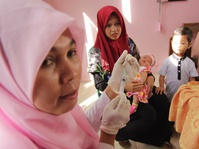 Penyakit Difteri Bisa Sebabkan Kematian Jika Tak Segera Ditangani