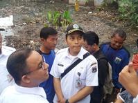 Anies Sebut Permukiman di Pinggiran Kali Pulo Tak Punya SHM