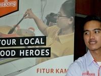 Kaesang Gandeng Paytren dan Grab untuk Bisnis Makanan Rumahan
