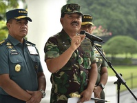 Komisi I DPR: Jangan Politisasi Keputusan Panglima TNI Soal Mutasi