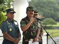 Kapuspen: Maksud Panglima TNI Soal Pengadilan Sipil Disalahartikan