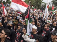 Warga NU Bisa Ikut Aksi Bela Palestina Asal Tak Bawa Atribut