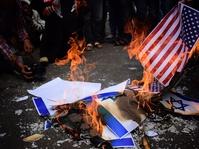 Protes Pribumi Bangkit di Kedubes AS