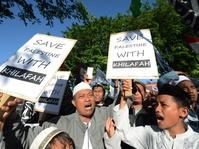 Aksi Bela Palestina: Sebagian Peserta Pulang Usai Susah Masuk Monas