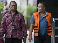 KPK Perpanjang Penahanan Empat Tersangka Suap RAPBD Jambi
