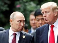 Trump Diskusi dengan Putin Via Telepon Minta Bantuan soal Korut