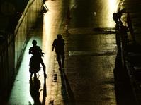 Antisipasi Jalan Licin Akibat Proyek LRT Rasuna Said.