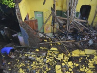 Nelayan Pesisir Cilacap Tak Melaut Setelah Gempa di Tasikmalaya