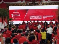 PDIP Umumkan Cagub 4 Daerah, Megawati Klaim Mereka Pro-Lingkungan