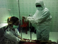 2017: Indonesia Berperang Melawan Difteri dan Anti-imunisasi