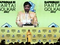 Sebagian DPD I Usul Airlangga Jadi Ketua Umum Golkar Sampai 2022
