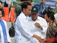 Peringati Hari Ibu, Jokowi Puji Menteri Perempuan di Kabinet Kerja