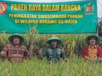 Pelibatan TNI Bantu Bulog Serap Beras Petani Salah Kaprah