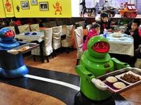 Pekerja Restoran Cepat Saji Terancam Tergusur oleh Robot