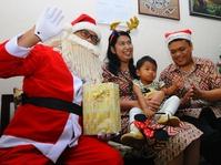 Potret Perayaan Natal dalam Keluarga Beda Agama