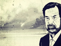 Kematian Saddam Hussein, Tumbangnya Simbol Pan-Arabisme