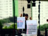 Pedagang Kalender 2018