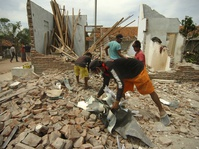 10 Rumah Warga Malang Rusak Akibat Puting Beliung