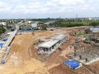 LRT Palembang Tetap Harus Selesai Agustus Meski Ada Moratorium