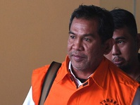 Bupati Hulu Sungai Tengah Abdul Latif Ditahan 20 Hari ke Depan