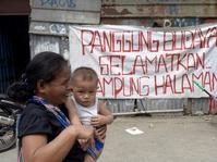 Sengketa Lahan Warga Kampung Kapuk