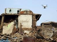 Menggunakan Drone untuk Misi Kemanusiaan