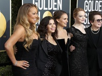 Heboh Skandal Pelecehan Hollywood, Seleb Kampanye di Golden Globe