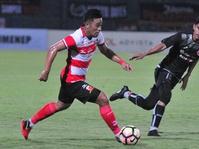 Hasil Madura United vs Persela di Suramadu Super Cup Berakhir 2-0