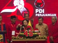 Kata Megawati Soal Kader Loyal PDIP: Biar Gepeng Asal Banteng
