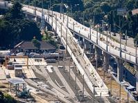 Pembangunan Depo MRT Lebak Bulus