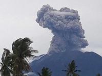 Gunung Agung Kembali Erupsi, 53.200 Jiwa Masih Mengungsi