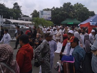 Demo FPI ke Kantor Facebook: Akun Penghina Ulama Tidak Diblokir!