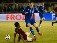 Jalannya Pertandingan Timnas Indonesia vs Islandia: Skor Akhir 1-4